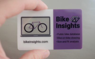 Bike Insights at NAHBS '19
